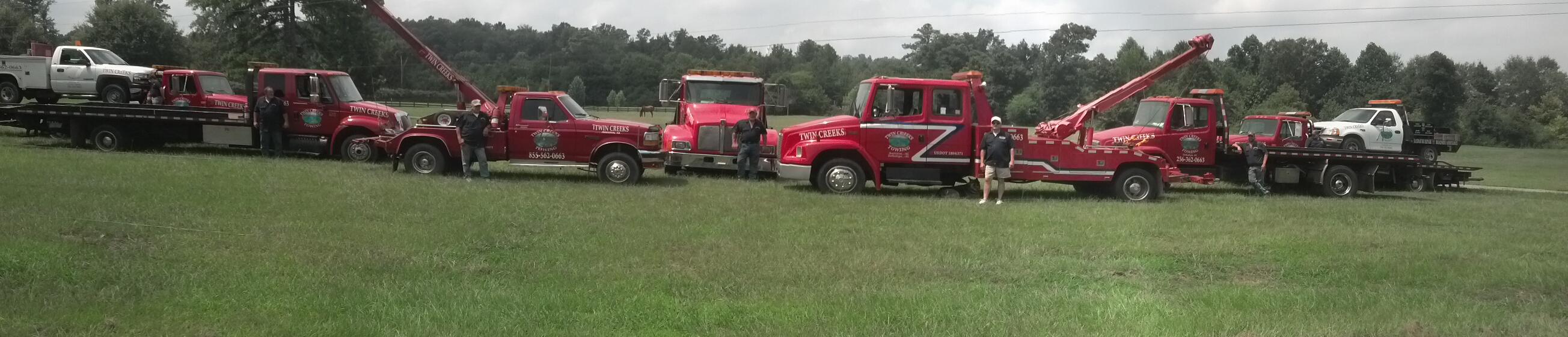 Heavy Duty Wreckers in Anniston AL