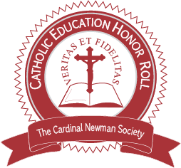 catholic honor roll logo