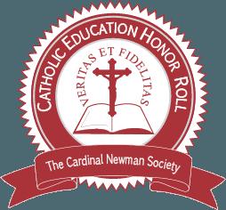 catholic honor roll logo