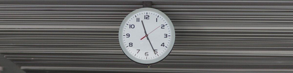 quartz-wall-watch