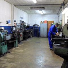 officine per la revisione di impianti