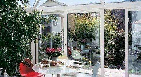 Installazione verande in alluminio Schuco