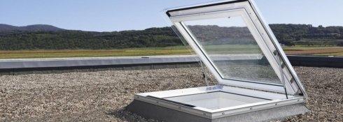 finestra flat roof