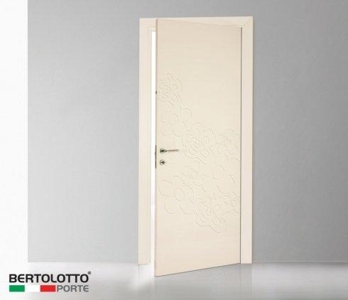 porta da interni color avorio