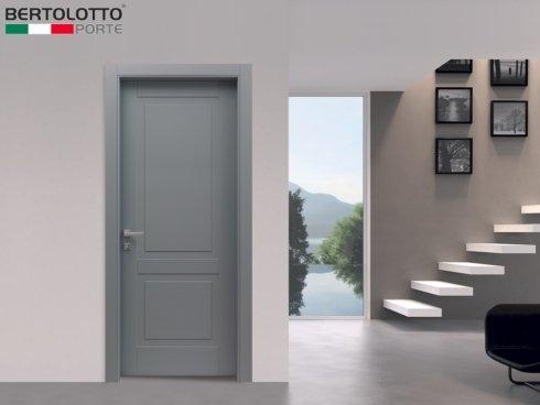 porta per interni grigio chiaro
