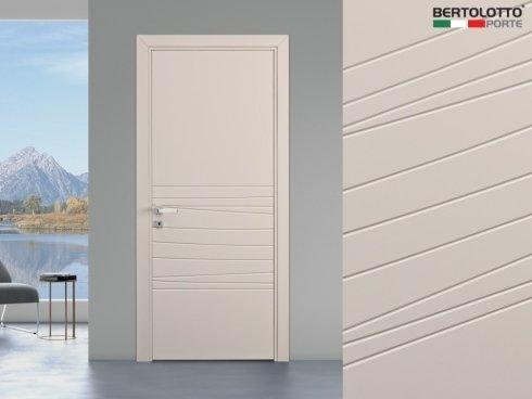 porta per interni bianca