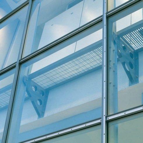 facciata continua in vetro Avellino