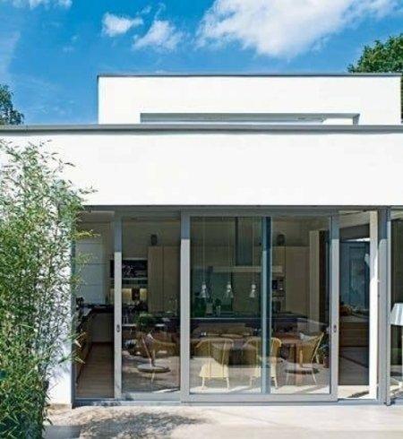 Vendita Schuco porte finestre scorrevoli