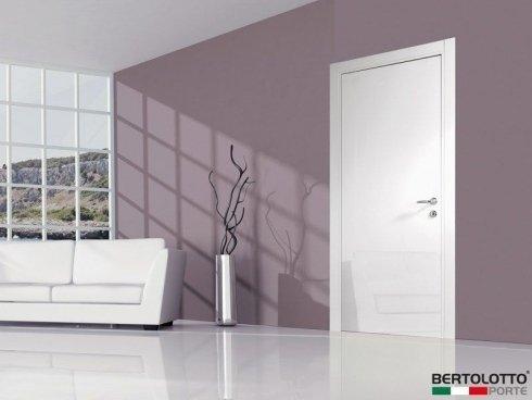 porte moderne, porte bianche, porte laccate