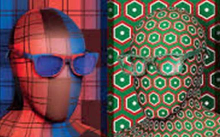 Massima definizione con gli occhiali Eyeye Italia Independent