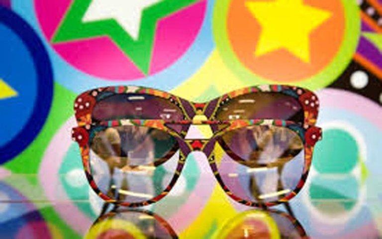 Eyeye occhiali da sole multicolore