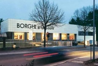 Borghi mobili by A. & C. Borghi snc