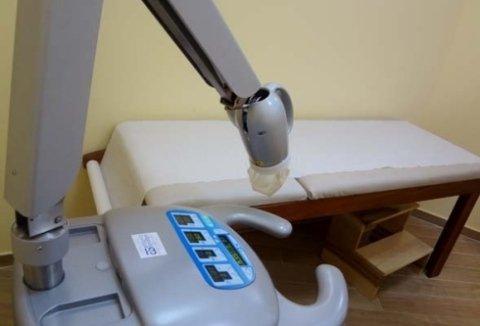 attrezzature fisioterapia