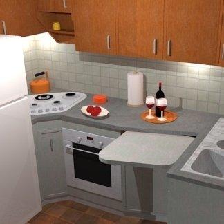 3d cucina