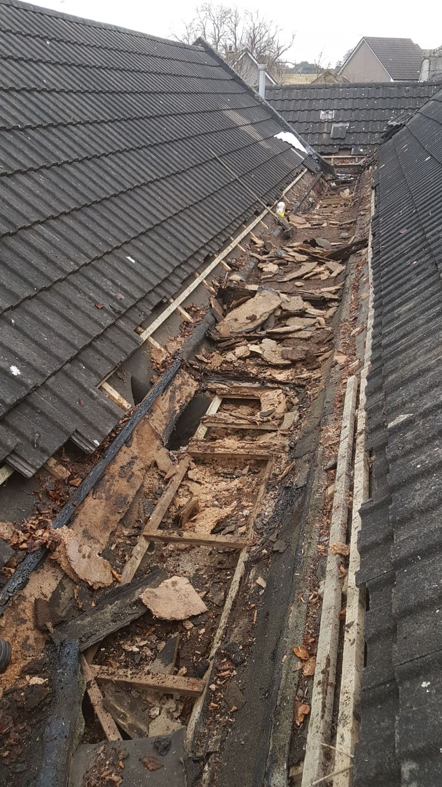 Roofing Services In Aberdeen By Jrs Roofers And Exterior