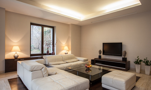 Domestic lighting design services in & around Lincoln