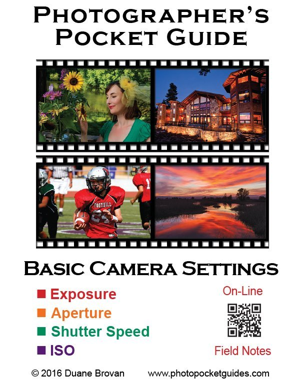 Photographer's Pocket Guide Sample