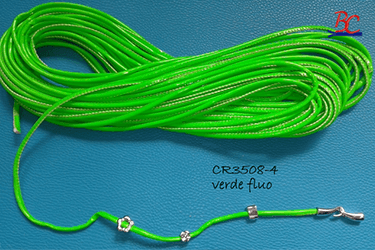 tubolare verde fluo