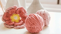 filati e fili di lana
