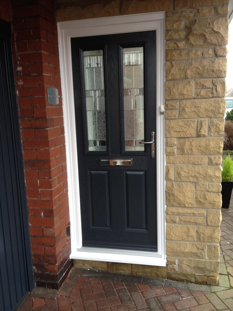 Front Doors Supplied And Fitted In Wallsend