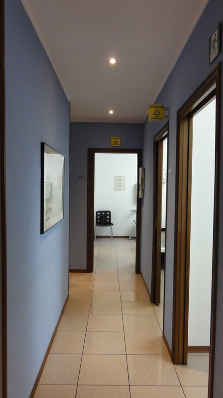Interno studio dentistico mainardi