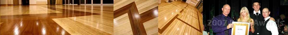 Floors By Powell timber floors award winner