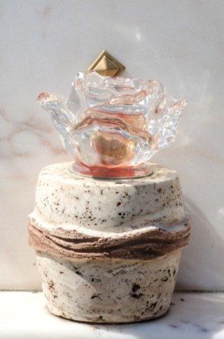 Luci votive in marmo, lavori cimiteriali, cremazioni