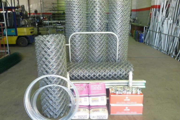 sureline fencing sliding gates kit