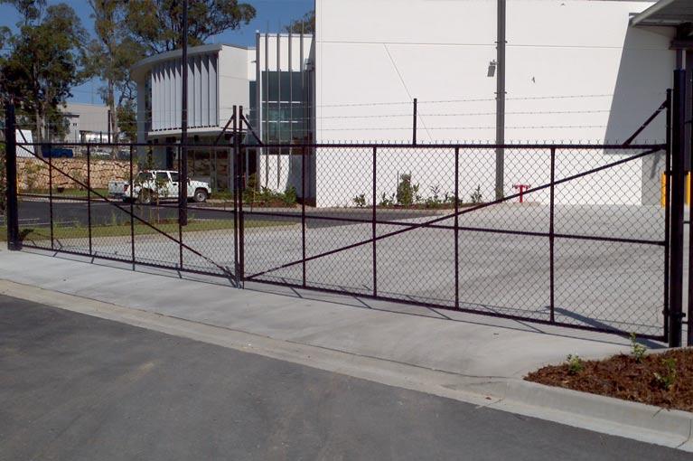 sureline fencing security fencing