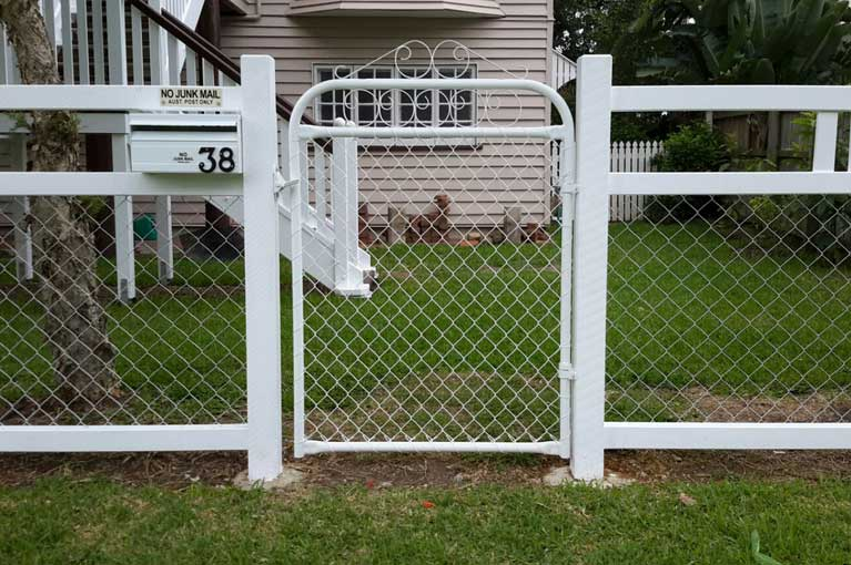 sureline fencing residential federation gate