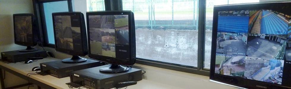 Sistema di controllo stadio comunale