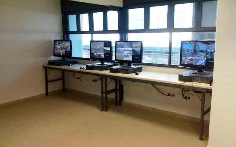 Sistema di controllo allo stadio comunale