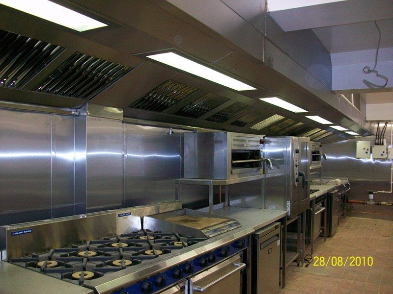 stainless steel catering unit