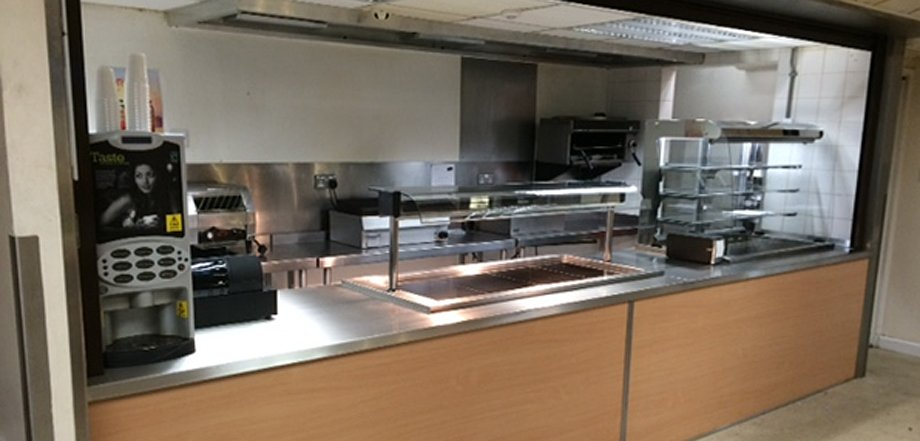 stainless steel industrial kitchen equipment