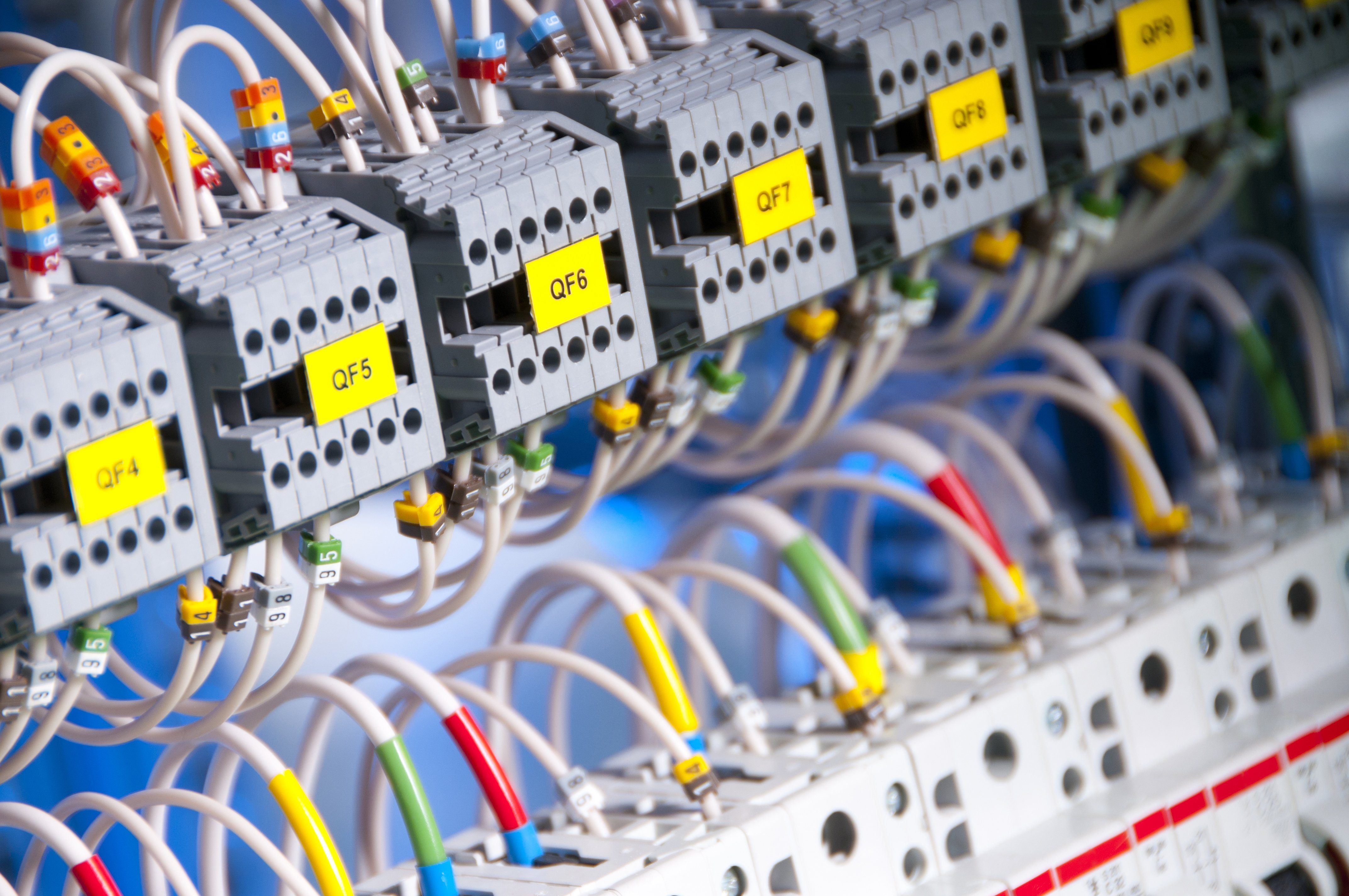 Industrial Electrical Work By The Experts