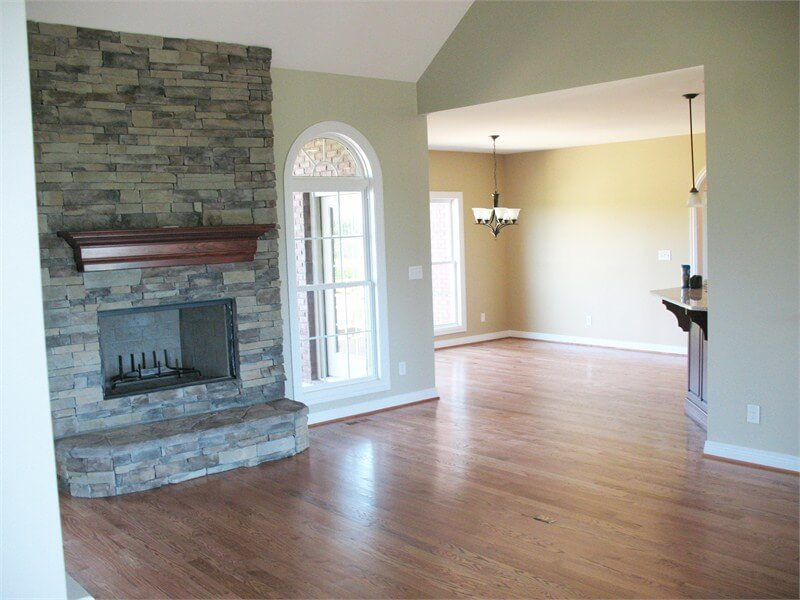 Interior home remodeling contractor in louisville ky for Interior home renovations inc