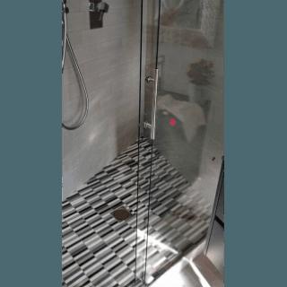 box doccia su misura, vetri per box doccia , roma