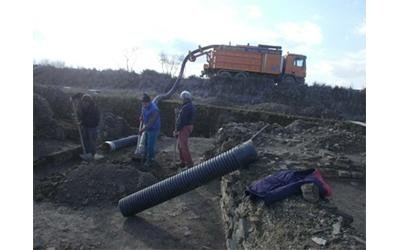 noleggio escavatore a risucchio