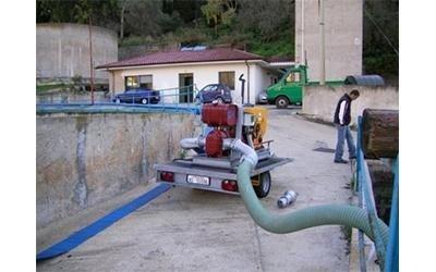 noleggio pompe volumetriche