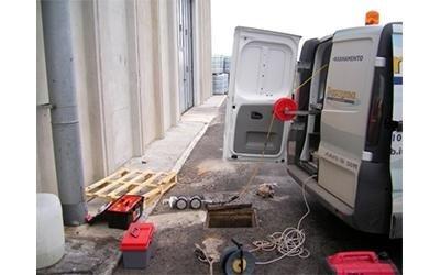video ispezioni tubature