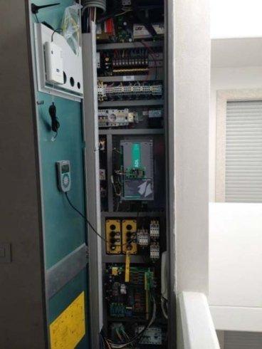 collegamenti per installazione ascensori