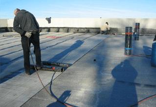 impermeabilizzazione tetti piani