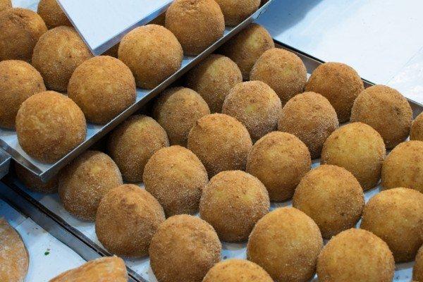 arancini tradizionali