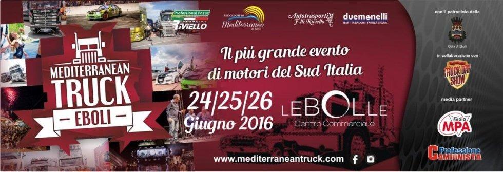Mediterranean Truck - Eboli