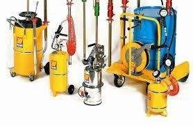 attrezzature per officine meccaniche