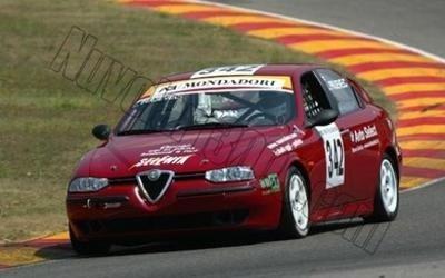 Sponsorizzazione auto da corsa