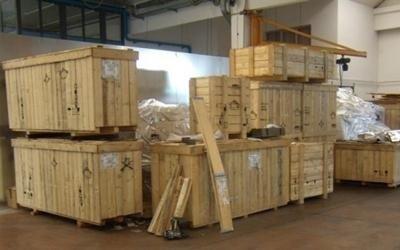 legname imballaggio