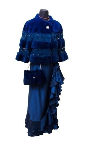 abito da cerimonia, pellicceria adriana