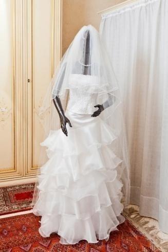 abiti sposa su misura