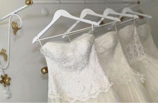 abiti da sposa, Pellicceria Adriana